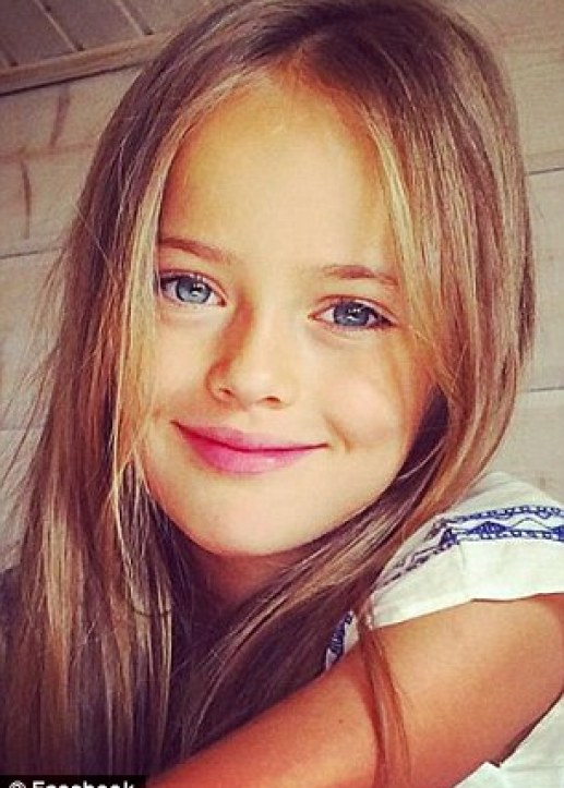 Meet 9 year old most beautiful girl in the world kristina do you think shes been sexualized more photos below altavistaventures Gallery