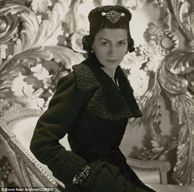 Claim: A document made public for the first time in a documentary broadcast on French television last night is said to prove that Coco Chanelwas a member of Abwehr - Adolf Hitler's secret military intelligence agency