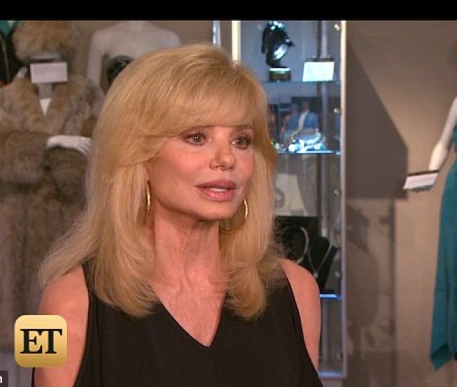 Object Of Affection Loni Anderson Is Selling Off Everything That Her Ex Husband Burt