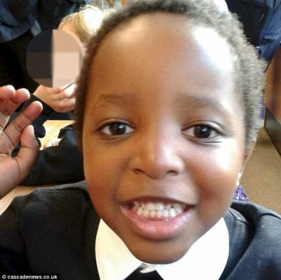 ScottChirashi, five, was found injured at his home in Alva, central Scotland, last month and later died
