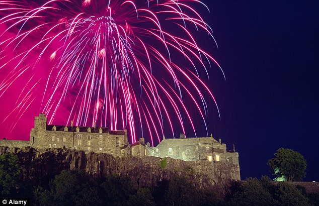 Stirling rated better than Edinburgh for Hogmanay celebrations     Stirling was praised for its spectacular setting and family friendly  atmosphere by The Travel Magazine