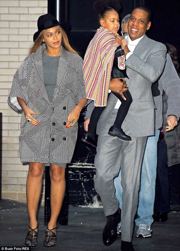 And Z Beyonce Paris Jay Ivy Blue