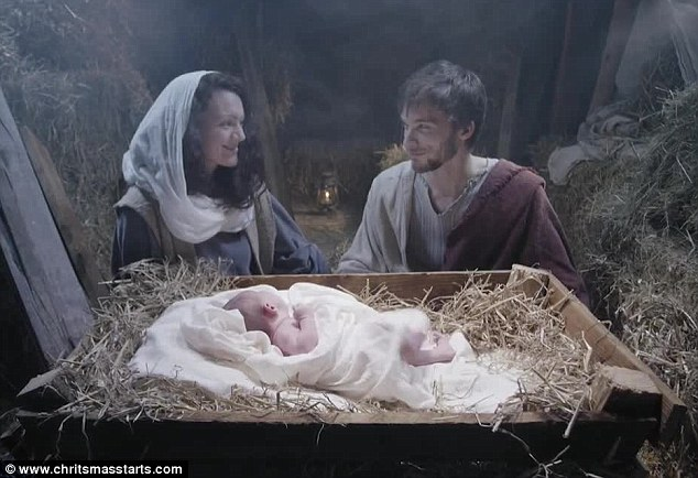 Christmas Starts With Christ Advert Tries To Win Back The