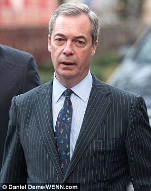 Nigel Farage has found himself at the centre of another race row over a survey which asked Ukip members to 'rate an immigrant'