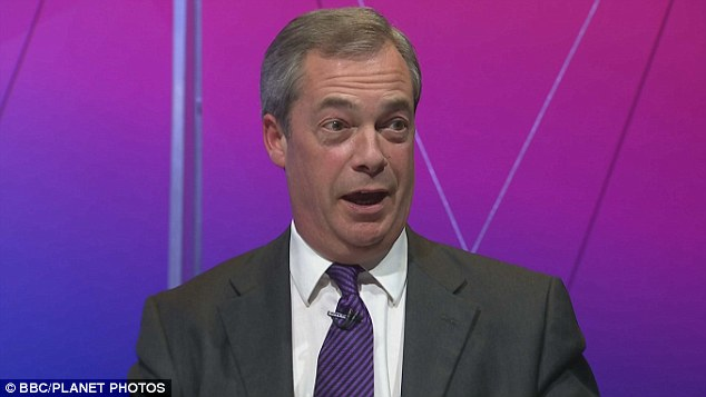 Nigel Farage is battling to contain a series of scandals which have hit Ukip over the past week