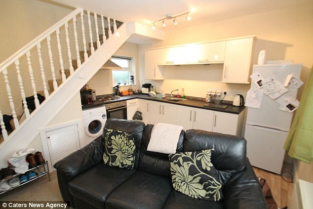 Is This Britains Smallest Detached Home Tiny 359sq Ft