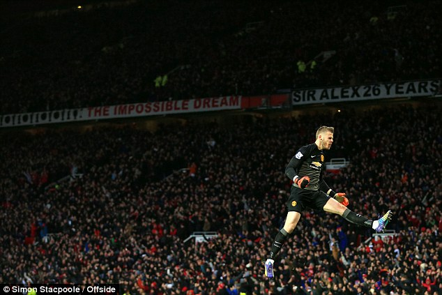 David De Geas SIX Saves That Earned Manchester United
