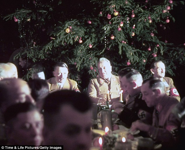 The Nazi Partys Guide To Christmas Daily Mail Online