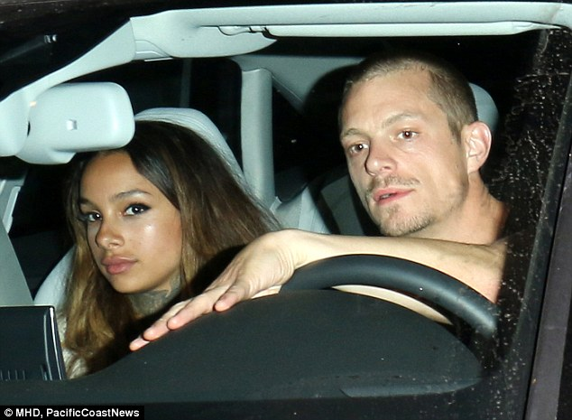 Joel Kinnaman Moves On With Tattoo Artist Cleo Wattenstrom