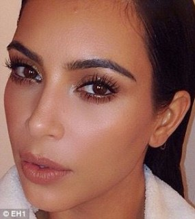 Plastic, fantastic: Jordan  has spent $150,000 to look like his idol Kim Kardashian