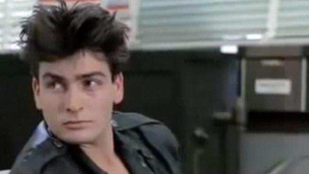Charlie Sheen Ferris Bueller