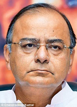 FM Arun Jaitley said Congress in the Rajya Sabha were suffering from the 'arrogance of numbers'