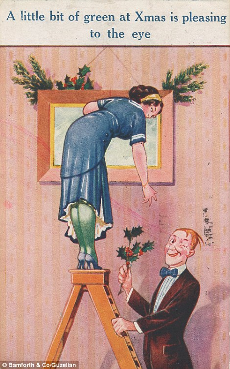 WW1 Christmas Cards Shows How Company Turned Its Hand To