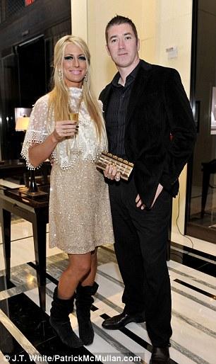 James Casbolt and Haley Meijer