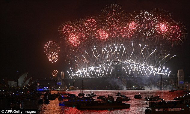 Sydneys New Years Eve To Have More Than SEVEN Tonnes Of