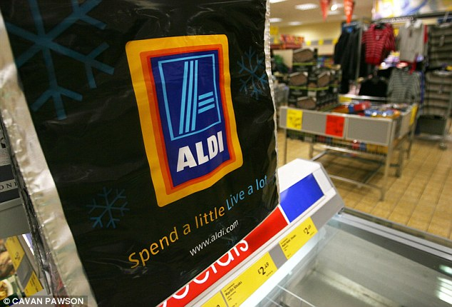 Aldi has become increasingly popular, launching ranges which rival upmarket products at low-cost prices