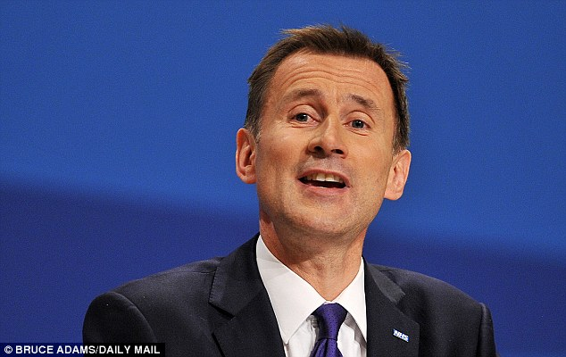 Jeremy Hunt is obviously full of good intentions — but he has to act on them, says Gary Walker