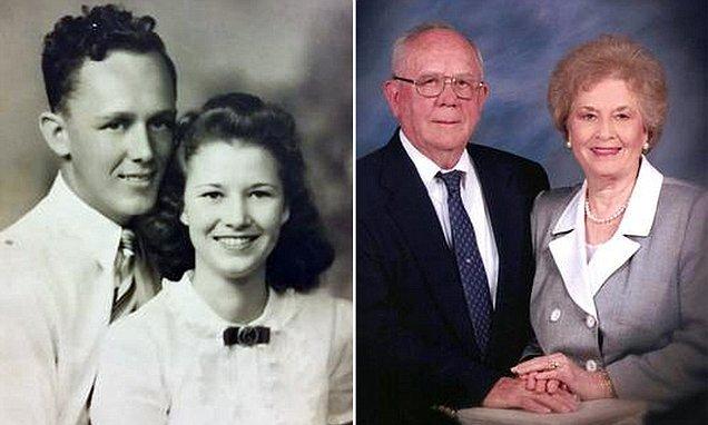 Robert y Louise Bain