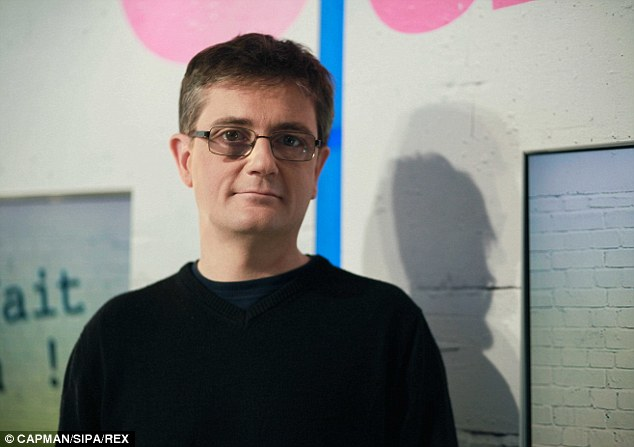 Defiant:Stephane Charbonnier, known by his pen name Charb, was the editor of Charlie Hebdo, and gunned down by men with assault weapons