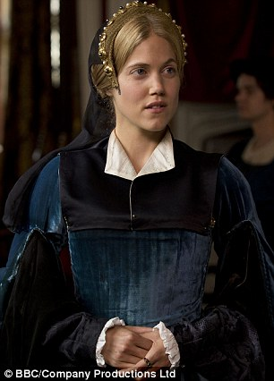 Bring Up The Bodice Actress Charity Wakefield On Playing
