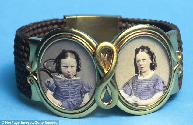 Meet The Women Who Collect Morbid Mourning Jewelry Made