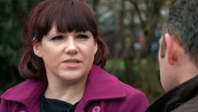 Ms Mjadzelics told Channel 4 News of the disgraced Lost Prophets singer, 'He had told me what to say.'