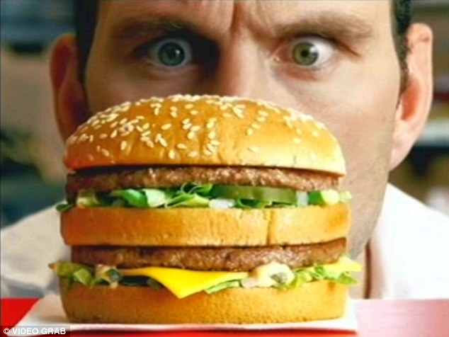 A Big Mac in Switzerland now costs the equivalent of nearly $8 - around £5 in British money, it emerged today