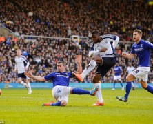 Video: Birmingham City vs West Bromwich Albion