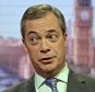EDITORIAL USE ONLY<br /> For use in UK, Ireland or Benelux countries only.<br /> Handout photo issued by the BBC of Ukip leader Nigel Farage appearing on BBC1's The Andrew Marr Show. PRESS ASSOCIATION Photo. Issue date: Sunday January 25, 2015. Farage has promised to use money saved by quitting the European Union to inject extra cash into the NHS as he sought to limit the damage caused by a Ukip MEP defecting to the Tories and embarrassing comments from a senior party official. See PA story POLITICS Ukip. Photo credit should read: Jeff Overs/BBC/PA Wire<br /> NOTE TO EDITORS: Not for use more than 21 days after issue. You may use this picture without charge only for the purpose of publicising or reporting on current BBC programming, personnel or other BBC output or activity within 21 days of issue. Any use after that time MUST be cleared through BBC Picture Publicity. Please credit the image to the BBC and any named photographer or independent programme maker, as described in the caption.
