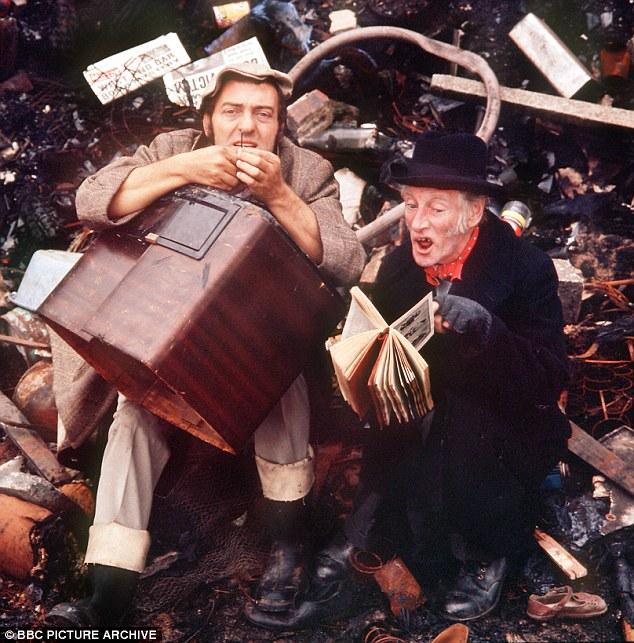Image result for steptoe junk yard