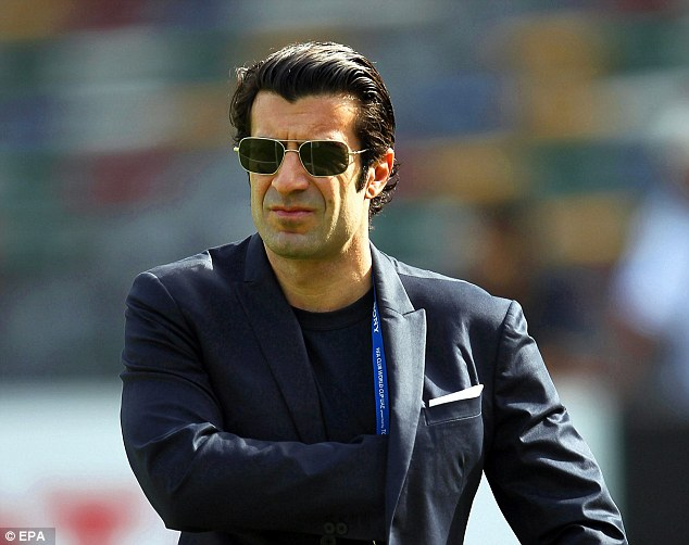 Image result for Luis Figo