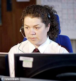 Harrowing: A 999 operator spoke to Sienna as she described her mother's symptoms (file photo)