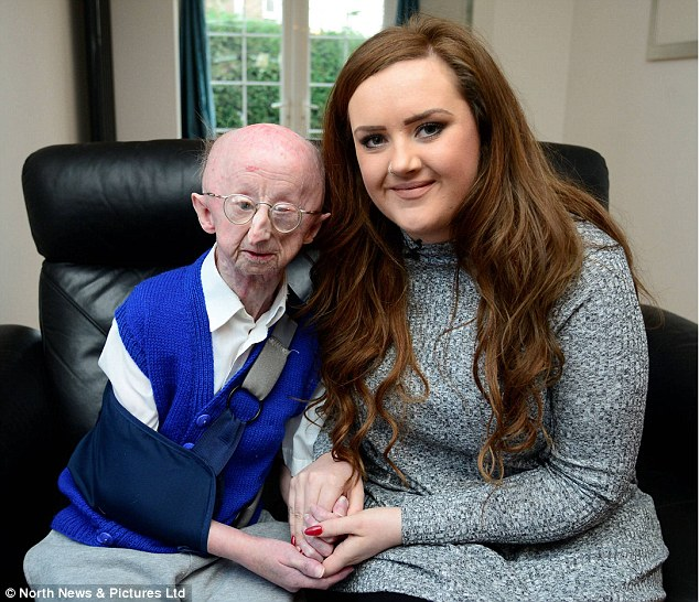 Katie Cutler set up a fund to help disabled pensioner Alan Barnes after he was attacked in the street