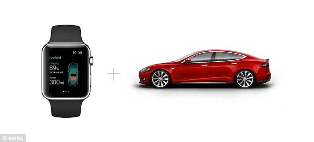 Apple Watch Car Unlock