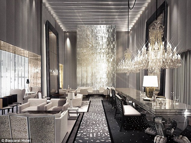 New Yorks Baccarat Hotel Is Bought By Chinese Insurance