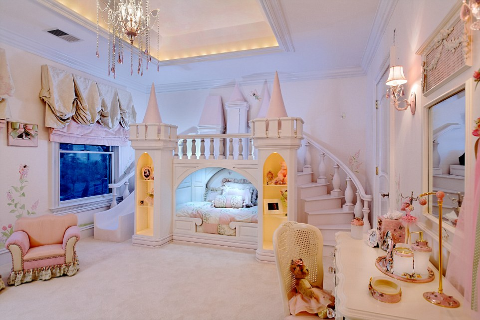 inside the frozen-inspired 'imagination suites' | daily mail online