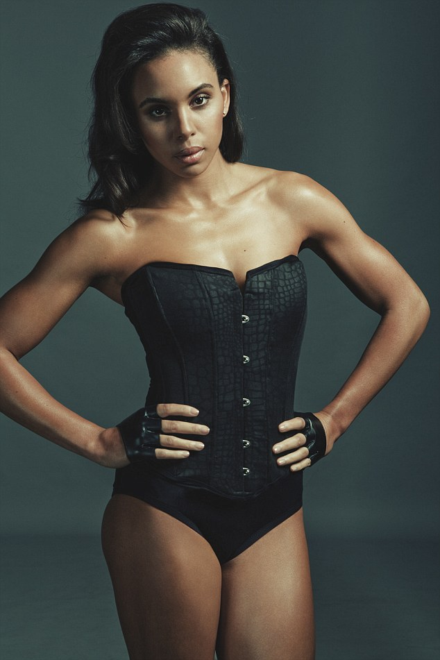 Louise Hazel Strips Off To Promote Her High Intensity