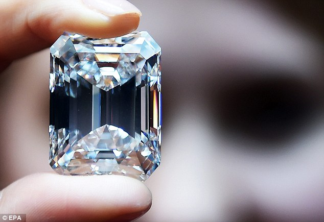 Flawless 100 Carat Diamond Sells For 221M In New York