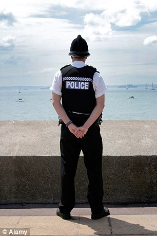 What use is a police officer after a crime has been committed, unless he can do first aid?