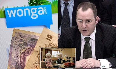 Wonga to axe a third of staff just weeks after interest ...