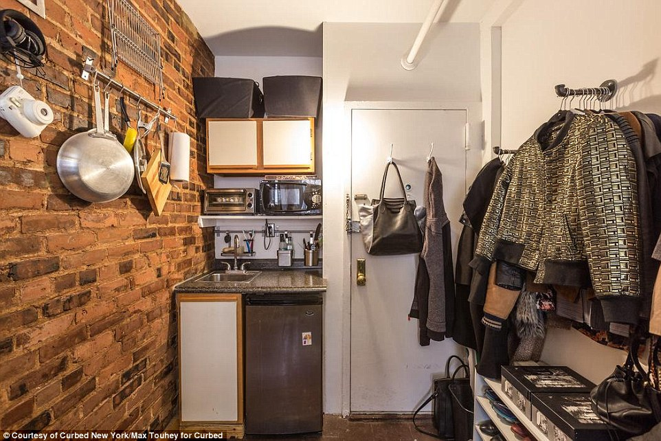 Tiny Apartment Solutions