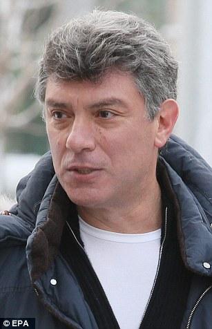 Nemtsov fue uno de los organizadores de la Primavera de marzo de protesta de la oposición fijado para el domingo