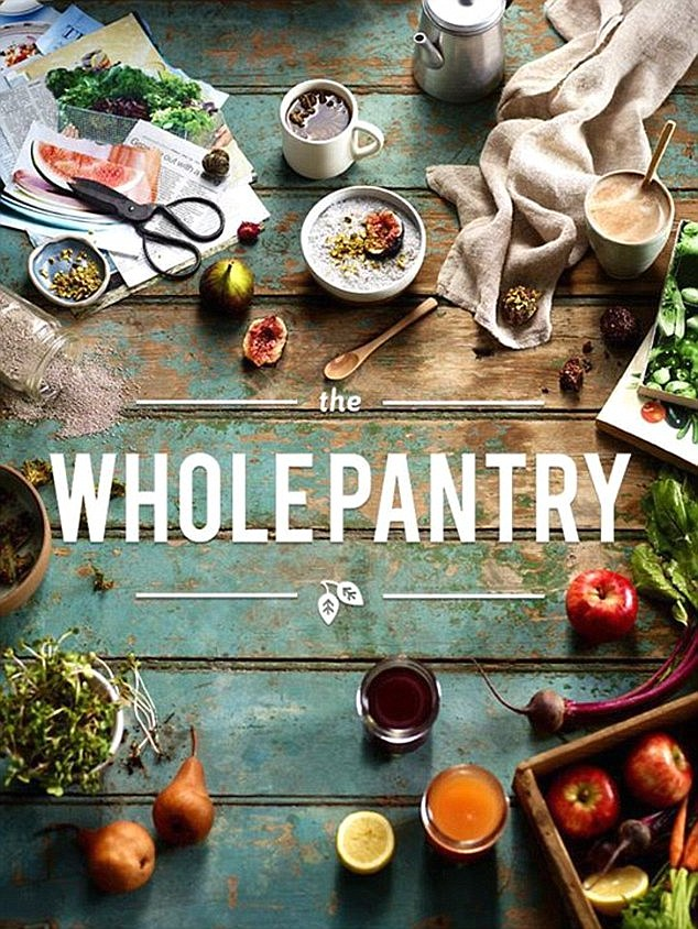 The Whole Pantry, a popular app, gained media attention because of Ms Gibson's remarkable story about cancer survival