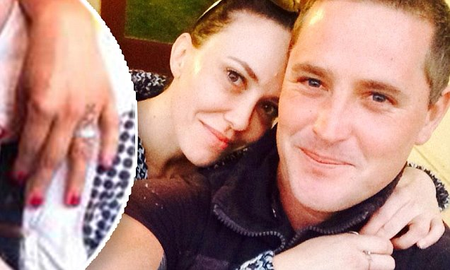 Neighbours Kym Valentine Engaged To AFLs Trent Croad