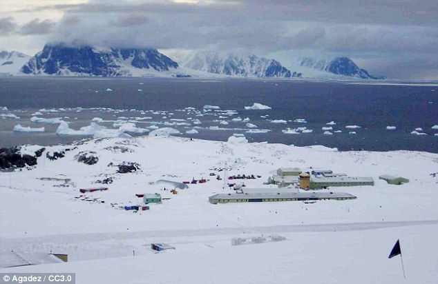Work: Rouen was based at the Rothera Research Station, where he was a highly skilled lab manager