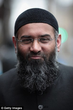 Hate preacher Anjem Choudary was once a leader of the group before it was banned