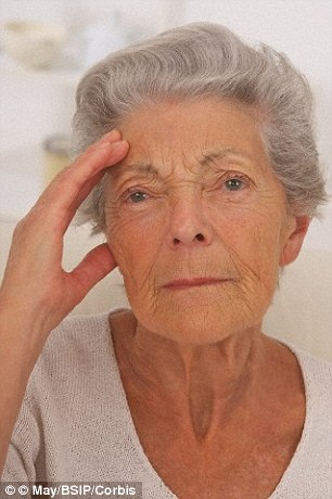 A sniff test could also be on the horizon, as Alzheimer's affects a person's ability to smell