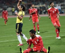 Video: Bahrain vs Colombia