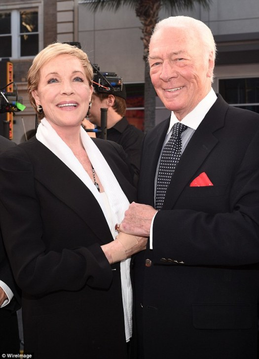 The Sound Of Music stars Julie Andrews, 79, and ...