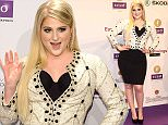 Mandatory Credit: Photo by Willi Schneider/REX (4588231f)<br />  Meghan Trainor<br />  Echo Awards 2015, Berlin, Germany - 26 Mar 2015